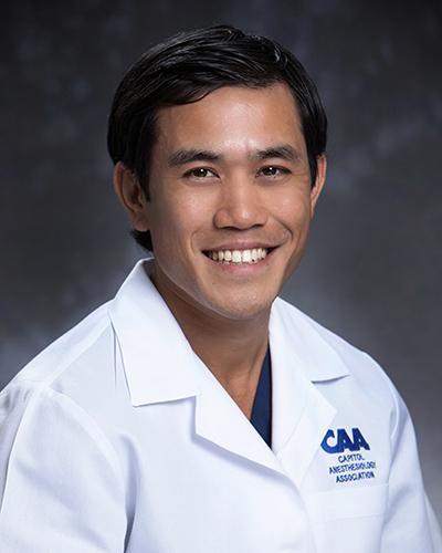 Nicholas Lee M D Capitol Anesthesiology